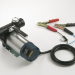 Pompa travaso gasolio
